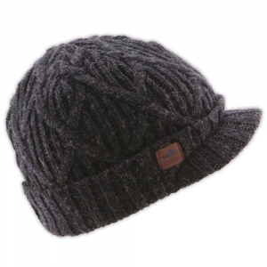 Coal The Yukon Brim Black