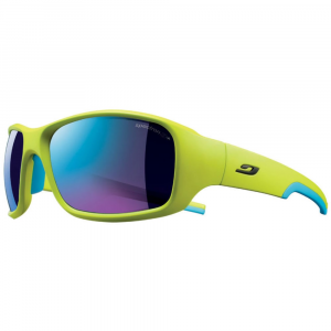 Julbo Stunt Spectron 3 Cf Sunglasses, Apple Green/blue