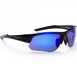 Optic Nerve Mens One Flashdrive Polarized Sunglasses