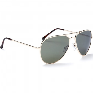 ONE BY OPTIC NERVE Mens Estrada Aviator Sunglasses