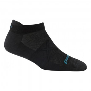 Darn Tough Womens Vertex Coolmax No Show Ultra Light Cushion Socks