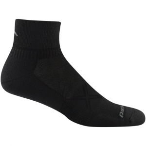Darn Tough Mens Vertex 1/4 Ultra Light Cushioned Socks