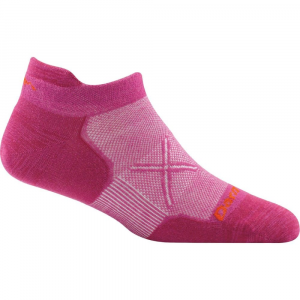 Darn Tough Womens Vertex Tab No Show Ultra Light Cushioned Socks