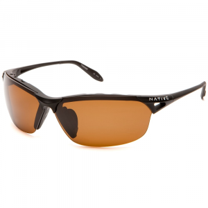 Native Eyewear Vigor Sunglasses Asphaltbrown