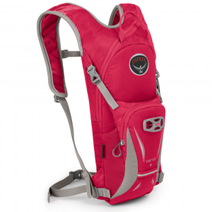 Osprey Womens Verve 3 Cycling Pack, Scarlet Red