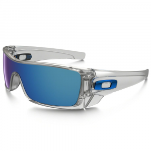 Oakley Batwolf Sunglasses Polished Clear