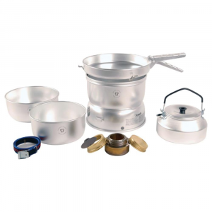 trangia 25-0 ultralight alcohol stove kit with kettle and windshields- Save 10% Off - Trangia 25-0 Ultralight Alcohol Stove Kit With Kettle And Windshields