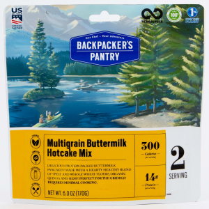 Image of Backpackers Pantry Multigrain Buttermilk Hotcakes