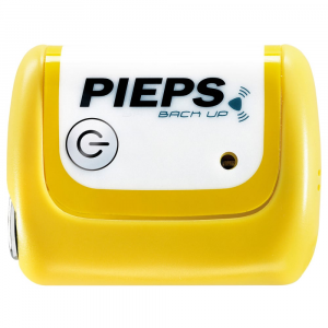 photo: Pieps Backup Transmitter avalanche beacon