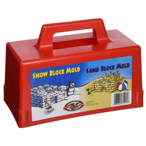 Paricon Kids Snow And Sand Block Maker