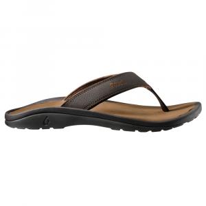 photo of a OluKai flip-flop