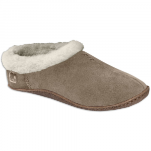 Sorel Nakiska Shearling Slipper