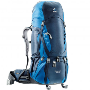 photo: Deuter Aircontact 65+10 weekend pack (3,000 - 4,499 cu in)