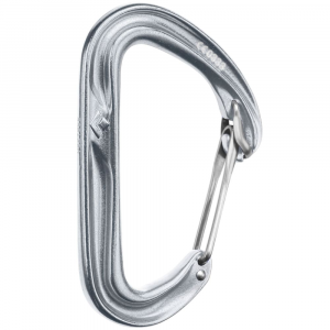photo: Black Diamond HoodWire non-locking carabiner