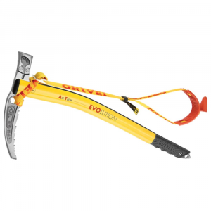 photo: Grivel Air Tech Evo mountaineering axe/piolet
