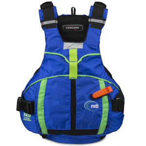 photo: MTI Cascade life jacket/pfd