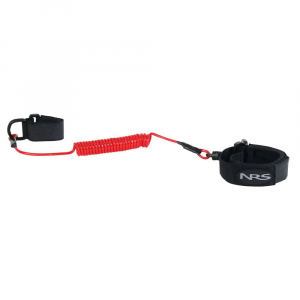 photo: NRS Paddle Leash Coil paddling accessory