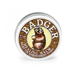 photo: Badger Healing Balm hygiene supply/device