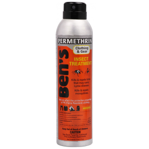 photo: Tender Ben's Clothing & Gear Repellent insect repellent