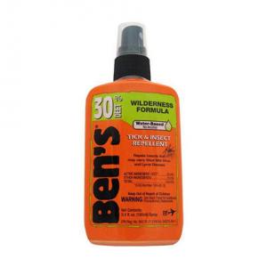 photo: Tender Ben's 30 Deet Tick & Insect Repellent insect repellent