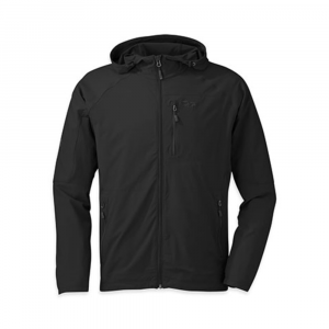 photo: Outdoor Research Men's Ferrosi Hoody soft shell jacket