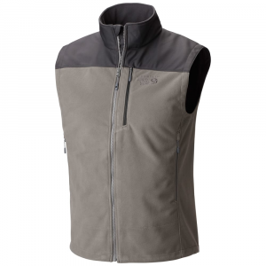 photo: Mountain Hardwear Mountain Tech II Vest fleece vest