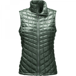 photo: The North Face Women's Thermoball Vest synthetic insulated vest