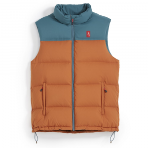 photo: EMS Men's Glacier Vest down insulated vest