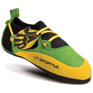 photo: La Sportiva Stickit climbing shoe