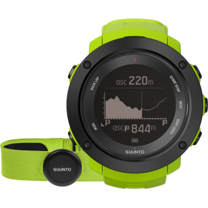 Suunto Ambit3 Gps Watch With Heart Rate Monitor
