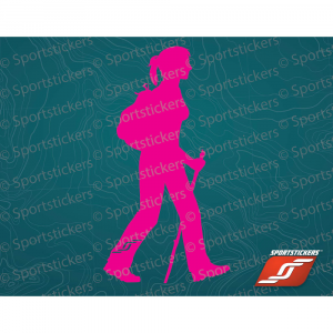 Sportstickers Womens Day Hiker, Pink