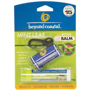 Image of Beyond Coastal Mint Leaf Chap Wrap Lip Balm