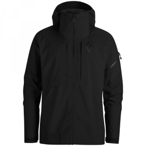 Black Diamond Mens Mission Shell Jacket