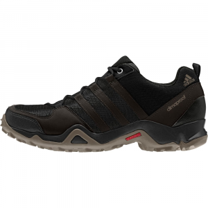 Image of Adidas Mens Ax2 Climaproof Shoes, Night Brown