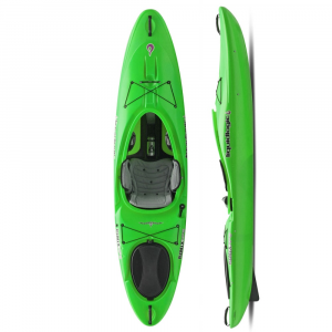 photo of a LiquidLogic kayak