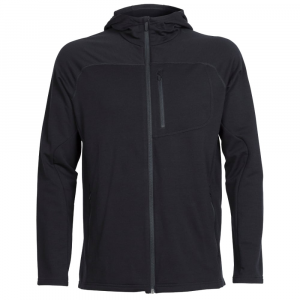 Icebreaker Mt Elliot Long Sleeve Hood