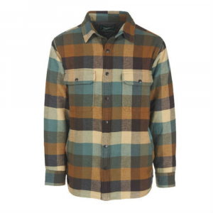 Woolrich Men's Oxbow Bend Lined Flannel Shirt Jac