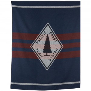 Image of Woolrich Pacific Crest Trail Wool Blanket