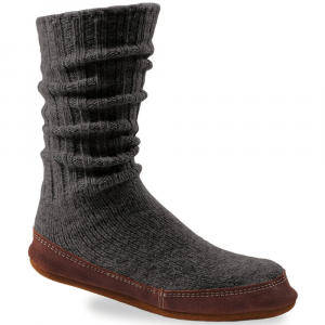 acorn womens slipper socks, charcoal- Save 30% Off - Acorn Womens Slipper Socks, Charcoal