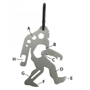 Image of Tool A Long Sasquatch Multi-Tool