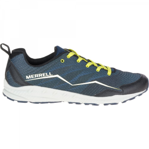Merrell Men's Trail Crusher Trail Running Shoes, Green Sheen