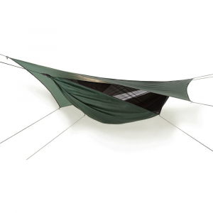 photo of a Hennessy Hammock tent/shelter