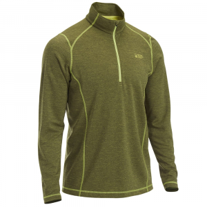 Image of Ems Men's Techwick Dual Thermo 1/2 Zip - Size XXL