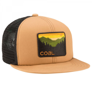 Coal Mens Hauler Trucker Cap