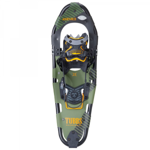photo: Tubbs Men's Mountaineer Series backcountry snowshoe