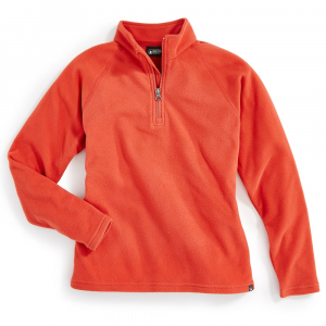 Image of Ems Girls' Classic Micro Fleece 1/4 Zip - Size L