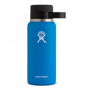 Hydro Flask 32 Oz. Carry Growler, Pacific Blue