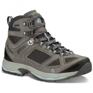 Vasque Womens Breeze Iii Gtx Hiking Boots, Gargoyle/stone Blue