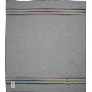 Image of Woolrich 56X70 Shady Cove Stripe Blanket