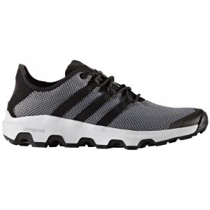 Image of Adidas Mens Terrex Climacool Voyager Hiking Shoes, Grey/black